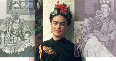 Тина Хмельницкая создала украшения в стиле Фриды к выставке в Манеже
