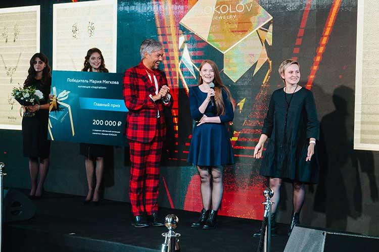 SOKOLOV выпустит коллекцию по эскизам победительницы конкурса